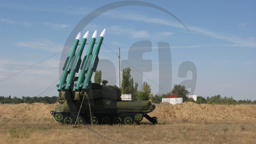 Launcher BUK M decoy